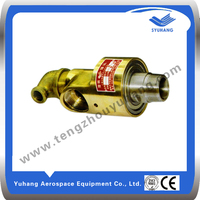 Two-way flow tube fixed cooling rotary joint,Water Swivel Joint,Rotary Air Union