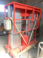 CE ISO Certificates hydraulic electric mobile one man lift