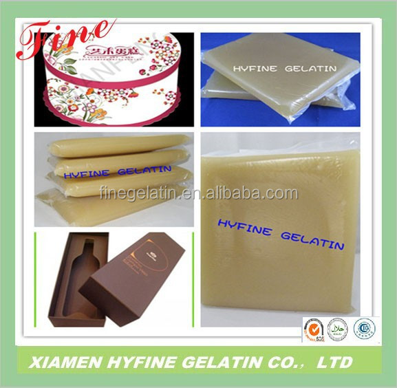 Industrial Grade Jelly Glue For Automatic Bookbinding Machine