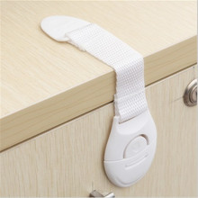 Drawer Door Cabinet Cupboard Toilet <strong>Safety</strong> Locks Baby Kids <strong>Safety</strong> Care Plastic Locks Straps Infant Baby Protection