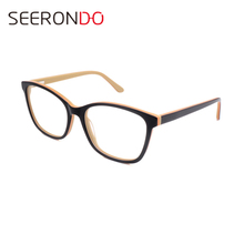 Cheap Price Fancy Spectacle Eyeglasses Frames In Wenzhou Factory