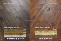 Sapele natural engineered wooden laminate flooring