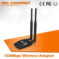 Best Buy COMFAST CF-WU7201ND 300Mbps 802.11n USB Mini Wireless LAN Adapter For Window