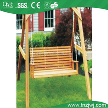 adults wooden swing seats for garden park