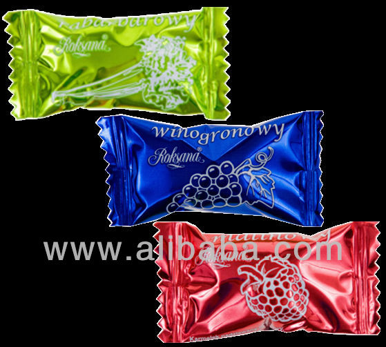 SOKOSMAKI filled candy with fruit juice flavour