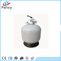 Volume produce factory direct sales fiberglass sand filter and pump combo