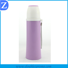 nice color in 304 stainless steel 500ml vacuum auto cup keep water long warm