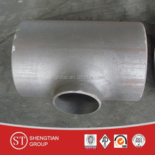 galvanized carbon steel tees