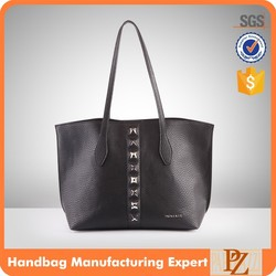 5065 Designer shopping woman tote bag trimming hardware handbag top sell south America