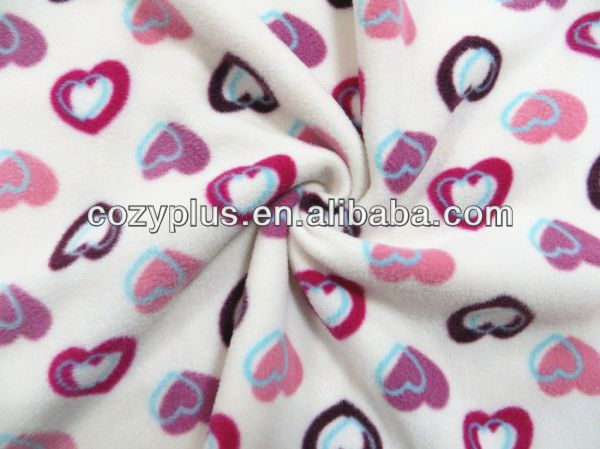 2013 china shaoxing top 10 globalsources 100% Polyester Fabric Polar Fleece polyester compsite with fleece fabric