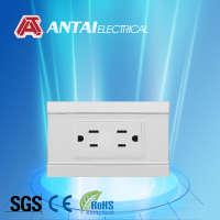 ABS 3 pin socket electrical socket power