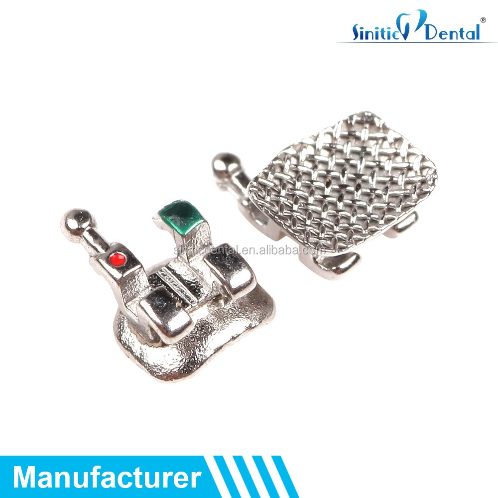 dental medical material supply orthodontic bracket with CE,ISO,FDA