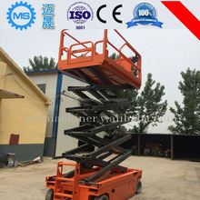 motorcycle lift platform