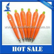 manufacturer for carrot shaped pen