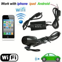 auto rear view Wifi Camera wireless for Cars