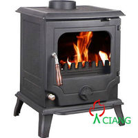indoor coal heating stove CE approved cheap high quality