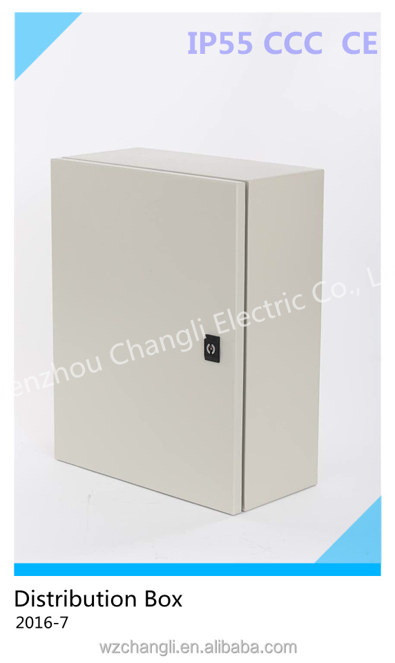 Metal Watertight Box Electrical Enclosure with Lock