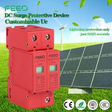 Hot sell top quality lightning surge price trade assurance surge generator Lightning Surge Current Counter For Solar Energy
