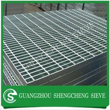 Galvanized high quality steel grid floor deck grating