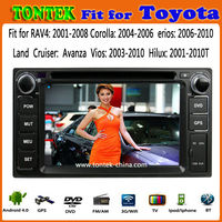 "6.2"" HOT Android dashboard Car DVD radio for Toyota Prado 2006 with BT/ WIFI/ Google/ PIP/ Touch screen/ GPS internet.."