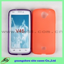 High Quality Utral Thin Cell Phone TPU Case for Nextel V45