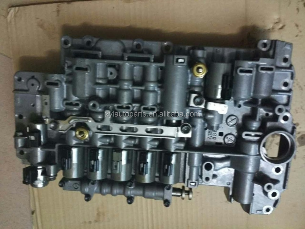 09D Gearbox Valve Body with Solenoid Transmission Valve Body 09D