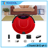 New automatic intelligent robot vacuum cleaner self charging dual cyclone vacuum cleaner