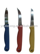 6pcs colourful fruit knife