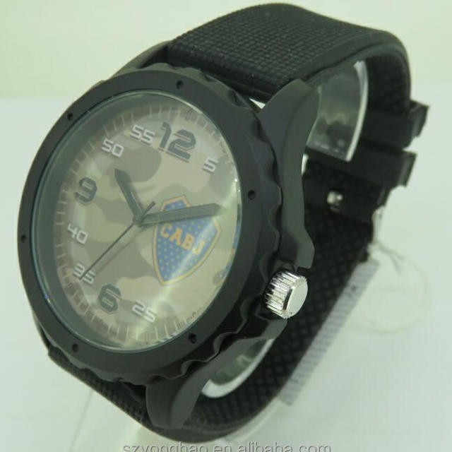 Factory price OEM sport man watch for football match game