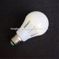 High lumen MCOB high hat led bulb with CE ROHS
