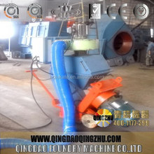 Top grade updated step moving type shot blasting machine