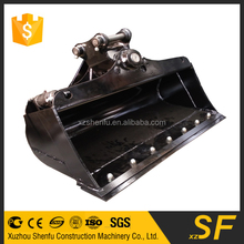 spare parts earth moving machinery mini excavator digger tilt bucket