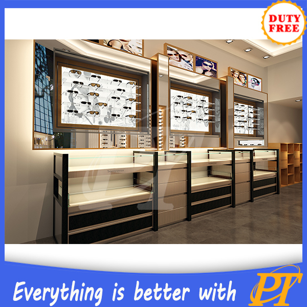 New Design Wooden Eyeglasses Display Showcase - Buy ...