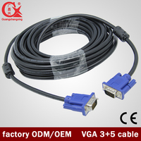 Factory direct 10 Meters High Quality VGA Cable