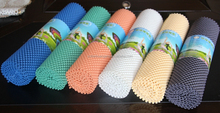 softable anti slip mat roll/plastic products household wares