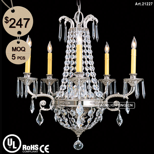 Traditional Chinese Style Crystal Chandelier