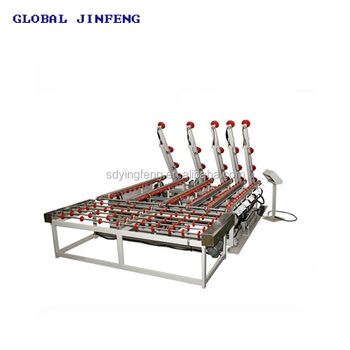 JFWSP-4225 Machienical mode turn loading and unloading table machinery