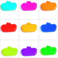 wholesale custom silicone bag design silicone purse and bags