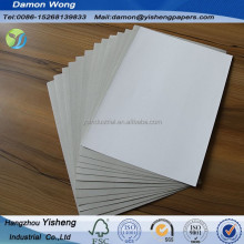 NINE DRAGON Harga kertas duplex board with grey back