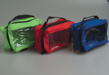 Customized Various Kinds Of OEM Design Waterproof First Aid kit Empty Bag Pouch