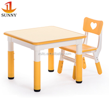 Government bid nursery school furniture student desk and chair