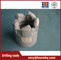 nx diamond core drill bits with High Grade Diamond for Geological Drilling