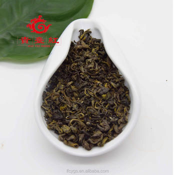 100% natural fresh green tea health weight loss tea