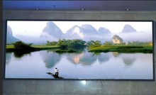 Small Pixels Indoor P1.6 67 HD TV Conference LED Display Screen Custom Size Big Screen