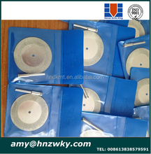 mini electroplate diamond cutting discs for cutting and grinding for jade jewel