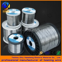 thermal spray wire Cr23Al5/Cr25Al5 used for arc and flame spray systems