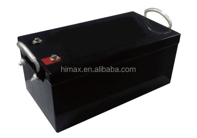 Hot selling LiFePO4 12V 200Ah rechargeable battery & battery packs