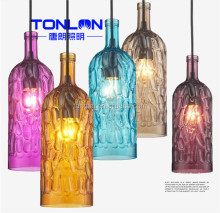 2016 The Newest Trade Assurance artistic white glass pendant lamp