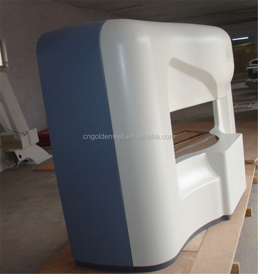 medical equipment 0.35 MRI scanner hard cover fiberglass