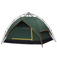 CAMPING HIKING SINGLE TEN2015 HOT SALE OXFORD CLOTH OR NYLOON MILITARY GREEN OR CAMO CLAASICAL DESIGN TENT FRO CAMPING OR HIKING